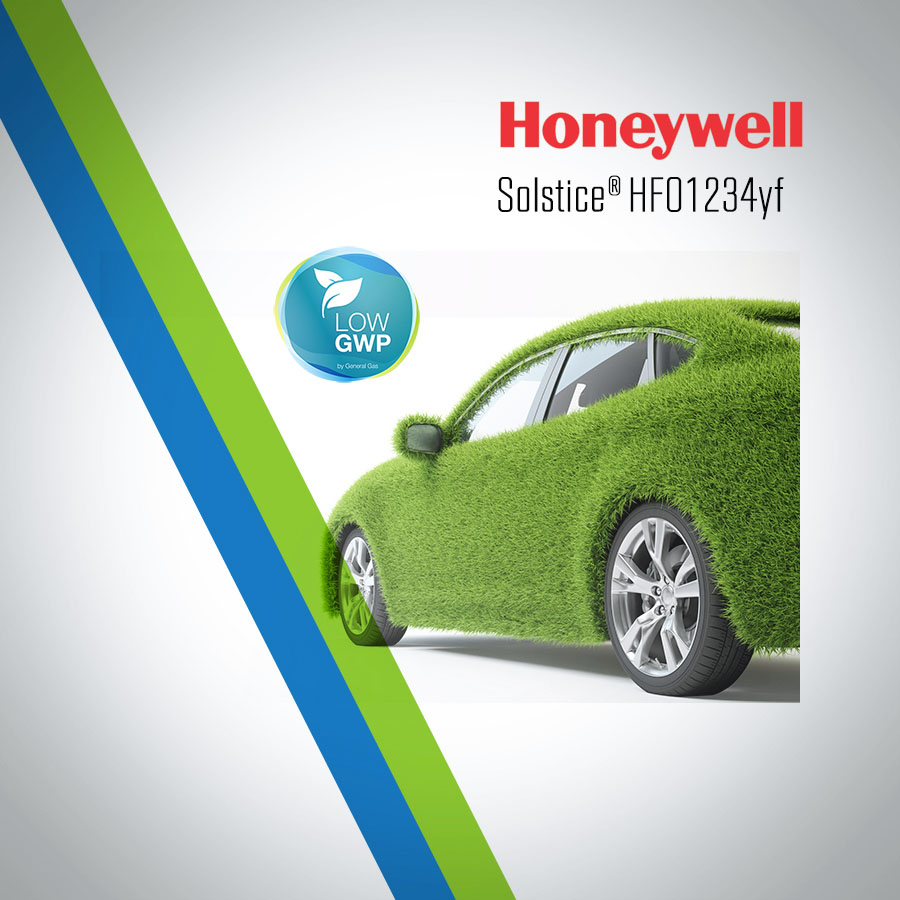 1234 yf - Honeywell Solstice™ yf : energy efficiency, safety, respect for the environment